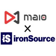 アイモバイル、スマホに特化した動画アドネットワーク「maio」がイスラエルの「ironSource」と国内企業では初の連携を開始