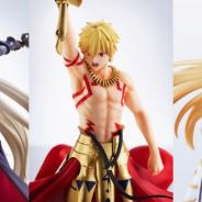アニプレックス、スモールスケールフィギュアシリーズ『ConoFig』より『Fate/Grand Order』第2弾ラインナップを公開