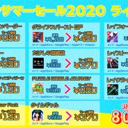 タイトー、Nintendo Switch用DLソフトとスマホアプリが最大80%OFFとなる「タイトーサマーセール2020」を開催!