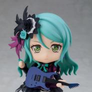グッドスマイルカンパニー、『ガルパ』よりRoseliaのギター担当「氷川紗夜」のねんどろいどを発売!