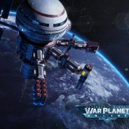 ゲームロフト、『ウォープラネット オンライン:Global Conquest』最新アップデートを実施! 地球を周回する宇宙司令部が登場