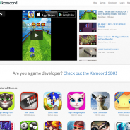 Kamcord、プレイ動画録画&シェアサービス『Kamcord SDK』が世界で500タイトルのゲームに導入されたと発表