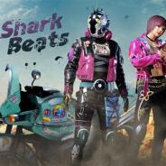 『PUBG MOBILE』で「Shark Beatsセット」と「桜花セット」が「Collectorクレート」に新登場!