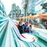 ハウステンボス、7月下旬にVR×モーションシート×ライドシステムで、最速・最長のジェットコースターを再現した「VR-KING」を公開