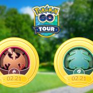 Nianticとポケモン、『ポケモンGO』で「Pokémon GO Tour:カントー地方」は赤と緑の2バージョン!