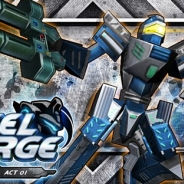 たゆたう、ロボットアクションゲーム『Steel Surge』を配信開始 スマホゲームブランド「Tokyo Otaku Games」の第2弾タイトル