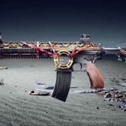 PUBG、『PUBG MOBILE』でレベルアップ銃器スキン「M416(Arabian Soldier)」が「FIGHTERクレート」に新登場!