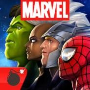 【米App Storeランキング(2/28)】『Marvel Contest of Champions』がトップ10に復帰 『MARVEL War of Heroes』も60位から14位に急上昇