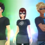 Nianticとポケモン、『Pokémon GO』で『Ingress Prime』の配信を記念して無料の着せ替えアイテムが登場 青く輝く「ポニータ」や緑色の「カラカラ」に出会えるように