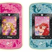 セガトイズ、『ディズニーキャラクターズ Princess Pod』を発売 オフラインで使用する知育アプリ端末