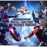 NeteaseとMarvel、スマホ向け新作MOBA『MARVEL Super War』のベータテストを東南アジアで開始 アイアンマン、サノス、デップー、マグニートなどが勢揃い