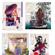 サンボーンジャパン、『ドールズフロントライン』で着物に着替えた和風スキンテーマ「浮世奇譚絵巻」を19日より追加!