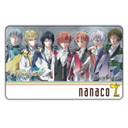 サニーサイドアップ、『アイドリッシュセブン』のオリジナル「nanacoカード」&「アクリルボード」のセット商品を発売、3月7日10時より予約受付