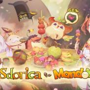 Rayark、『スドリカ』で『Mandora』との6週間にわたるコラボを実施!