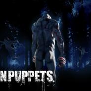 キューマックス、ハードゴア・バトルロイヤルゲーム「Bless The Demon Puppets」のクラウドファンディングをKickStarter上で開始
