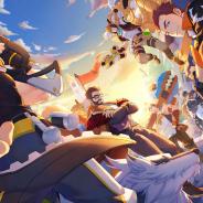 A PLUS JAPAN、今冬配信予定のLGBT向けフル3D恋愛シミュレーションRPG『サンクタス戦記-GYEE-』のゲーム概要と出演声優陣を公開!