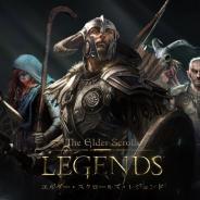 ベセスダとガイアモバイル、『The Elder Scrolls: Legends』を配信開始 アジア地域各国のプレイヤーと対戦が可能