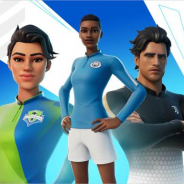 EPIC GAMES、『フォートナイト』で各国のフットボールクラブのユニフォームが登場! マンチェスターCやユベントスなど23種類!