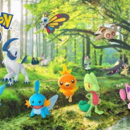 Nianticとポケモン、『ポケモンGO』でホウエン地方イベントを19日より開催! 色違いの「ココドラ」が登場!