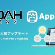 フラーとセガゲームス、アプリ市場分析プラットフォーム「AppApe」とスマホゲーム運営会社向けマーケティング支援サービス「Noah Pass」が連携