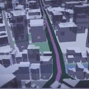 ゼンリンデータコム、位置情報ゲーム向け地図サービス「ゲームマップSDK」の提供開始…昼夜や天候など現実世界の変化をリアルタイムで地図に反映