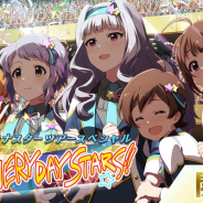 バンナム、『ミリシタ』で「プラチナスターツアースペシャル~EVERYDAY STARS!!~」と「盛り上げろ!遊園地ライブガシャ」を開始!