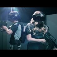 開業まであと少し!? アメリカでオープン準備中の4D型VRアトラクション『The Void』…自由に歩き、ガスや水なども吹き付ける究極の仮想体験
