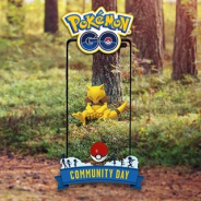 『ポケモンGO』で4月の「Pokémon GO コミュニティ・デイ」が4月25日に開催 自宅でも楽しめるように開催形式が一時的に変更に