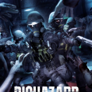 カプコン、『BIOHAZARD VALIANT RAID』をプラサカプコン池袋店で稼働決定 『バイオハザード』の世界を体感できるVR作品