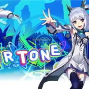 AMG GAMES、VRリズムゲーム『Airtone』のメインキャラ「ネオン」のモデルデータを配布開始