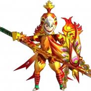 """セガゲームス、12月15日から開始する『モンスターギア バースト』で登場する最強の敵""""四神""""から入手できるギア画像を初公開"""