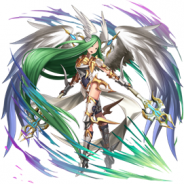 NTTドコモ、『Heaven×Inferno』で第3回ランキングイベント「神の槍 ~重要物品奪還作戦~」を開催 上位100位には限定キャラクターが配布