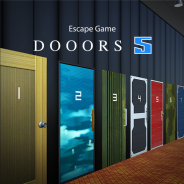 58WORKS、シリーズ第5弾『DOOORS 5』の配信を開始…部屋に隠された謎を解き明かしてドアの奥へ