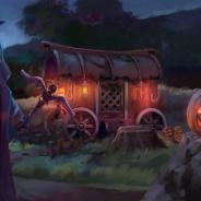 ネクソン、歴史ストラテジーゲーム『ドミネーションズ -文明創造-』でハロウィンイベントを開催!