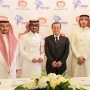 サウジアラビアのマンガプロダクションズと東映アニメ、アニメ・映画などを共同制作…第1弾は「キコリと宝物」、両国でテレビ放送へ