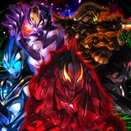 円谷プロダクション、歴代ウルトラマンシリーズに登場するダークヒーローが主役のプロジェクト「DARKNESS HEELS」を本格始動! メインキャラを公式初公開
