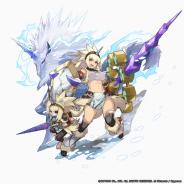 任天堂とCygames、『ドラガリアロスト』でイベント「MONSTER HUNTER STRANGELAND」に登場するキャラと特設サイトを公開!