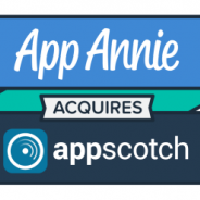 App Annie、アプリ内における広告の出稿データを提供しているAppScotch社を買収 アプリ市場で最も信頼されるデータを目指す