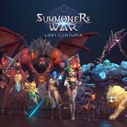 GAMEVIL COM2US Japan、『サマナーズウォー』のスピンオフとなる新作RTS『Summoners war: Lost Centuria(仮)』のコンセプトアートを公開!