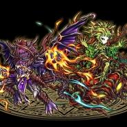 エイリム、『ブレイブフロンティア』の超激レア召喚に幻創進化するユニット「神甦聖樹モルデリム」と「神竜皇バリュオン」を追加