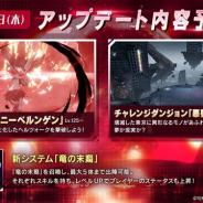 テンセント、『コード:ドラゴンブラッド』がレベル125ダンジョン「悪夢:神の死」の情報を公開 世界ボス白王「ヘルツォーク」も登場