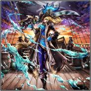 アイディス、『ラストクラウディア』でユニット「海賊マディン」とアーク「海獣メガロドン」を追加