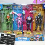 【おもちゃショー2018】タカラトミーは『フォートナイト』のフィギュアを展示 アクロバティックラジコン「ギガストリーム」も人気