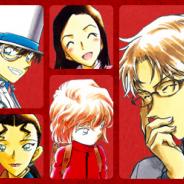 サイバード、『名探偵コナン公式アプリ』で「初登場エピソード特集第2弾」を開催!