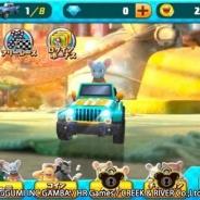 C&R社、本日公開の3DCGアニメ映画『GAMBA ガンバと仲間たち』公式スマホゲーム『GAMBA RACER』をリリース
