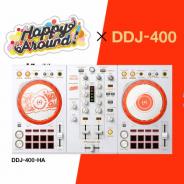 AlphaTheta、TVアニメ『D4DJ First Mix』ハピアラとコラボしたDJコントローラーを限定発売!