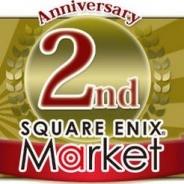 スクエニ、「SQUARE ENIX MARKET」の2周年キャンペーン開催 『FFⅢ』など週替わりで人気作が半額に、『FFX』壁紙プレゼントも