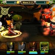 gumi、新作アプリ『WAKFU Raiders』をグローバルで配信開始 MMORPGの大作『Wakfu』を題材としたスマホ向けRPG