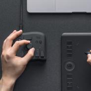 Tourbox Tech、イラスト・マンガ・デザイン制作ツールが快適に操作できるコントローラー『ツアーボックス』のクラウドファンディングを開始!