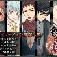 ビジュアルワークス、『結ひの忍』のキャラクター「すじこ」「玉子」「おかか」「昆布」「梅」のサンプルボイスを公式サイトにて公開!